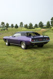 Plymouth cuda Royalty Free Stock Images