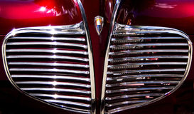 Plymouth Delux, 1941 Royalty-vrije Stock Foto