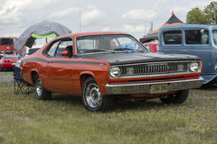 Plymouth duster Royalty Free Stock Images