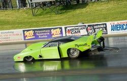 Plymouth funny car Stock Photo