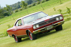 1969 Plymouth gtx Royalty-vrije Stock Foto's
