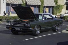 Plymouth GTX car at Blackhawk Royalty Free Stock Images