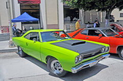 Plymouth GTX Royalty Free Stock Photos