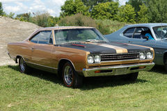 Plymouth gtx Stock Image