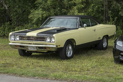 Plymouth gtx Royalty Free Stock Photography