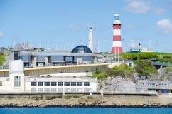Plymouth hacka Royaltyfri Bild