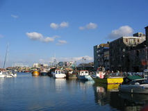 Plymouth Harbour Stock Photography