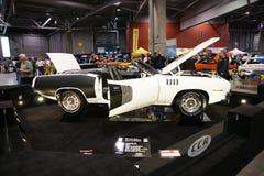 Plymouth Hemi Convertibele Cuda Stock Fotografie