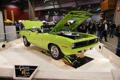 Plymouth Hemi Cuda Convertible Stock Photography