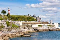 Plymouth Hoe Royalty Free Stock Image