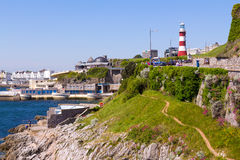 Plymouth Hoe Stock Photography