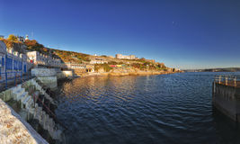 Plymouth Hoe and Seafront Stock Image