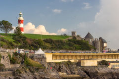 Plymouth Hoe Royalty Free Stock Photo