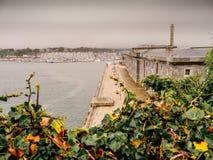 Plymouth-Jachthafen Stockbilder