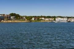 Plymouth le Massachusetts Cape Cod photo libre de droits