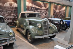 Plymouth PJ De Luxe, 1935 Royalty Free Stock Images