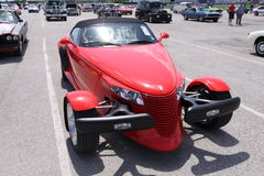 Plymouth Prowler Black Tie Edition 1999 Royalty Free Stock Image