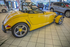 Plymouth prowler Royalty Free Stock Photos