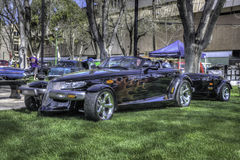 Plymouth Prowler Royalty Free Stock Images