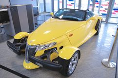 Plymouth Prowler Stock Photo