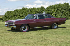 Plymouth road runner Royalty Free Stock Image