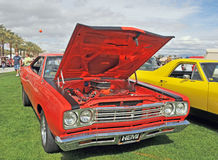 Plymouth Road Runner Hemi Royalty Free Stock Images