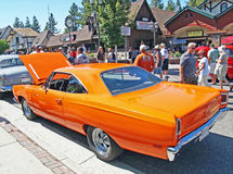 Plymouth Road Runner Stock Photography