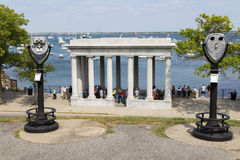 Plymouth Rock photo stock