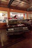 1978 Plymouth samochód policyjny zdjęcia royalty free