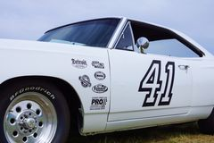 Plymouth sportbil Arkivbilder