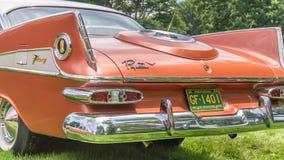 Plymouth sportraseri 1959 Royaltyfria Bilder