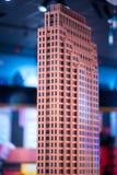 PLYMOUTH spotkanie, PA - KWIECIEŃ 6: Uroczysty otwarcie Legoland odkrycia centrum Filadelfia, PA na Kwietniu 6, 2017 Obraz Stock