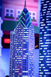 PLYMOUTH spotkanie, PA - KWIECIEŃ 6: Uroczysty otwarcie Legoland odkrycia centrum Filadelfia, PA na Kwietniu 6, 2017 Fotografia Stock