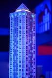 PLYMOUTH spotkanie, PA - KWIECIEŃ 6: Uroczysty otwarcie Legoland odkrycia centrum Filadelfia, PA na Kwietniu 6, 2017 Obrazy Stock