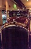 1932 Plymouth-Stadsauto royalty-vrije stock fotografie