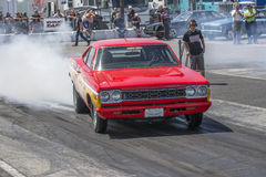 Drag racing Royalty Free Stock Images