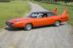 Plymouth 1970 Superbird Fotografie Stock