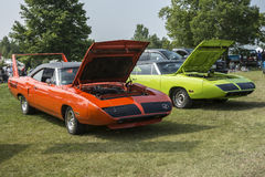 Plymouth superbird Royalty Free Stock Photo