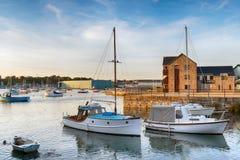 Plymouth w Devon Zdjęcie Royalty Free