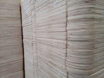 Plywoodâ€-‹20†‹mm†‹Thailand lizenzfreies stockbild