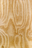 Plywood. Smooth patterns on a rough surface of plywood from a light tree Stock Photo