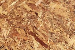 Plywood Background Stock Image