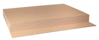 Plywood boards  for the furniture industry isolated royalty free stock images