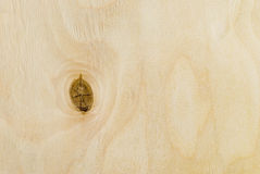 Plywood closeup Royalty Free Stock Photography
