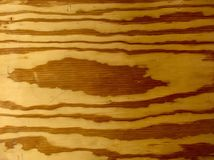 Plywood Floor Texture stock photo