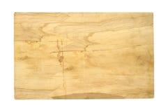Plywood. Isolated on white background Stock Image
