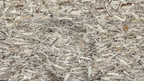Plywood made with large wood chips. Can be used as background or wallpaper and for other possibility or to modify to your taste Royalty Free Stock Photos