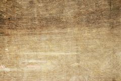Plywood Old broken brown background. nature.  Royalty Free Stock Photography