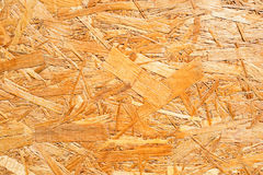 Plywood osb Royalty Free Stock Images