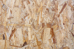 Plywood particle board for background Stock Photo